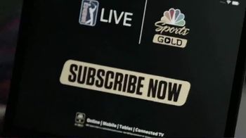 NBC Sports Gold PGA Tour Live TV Spot, 'Bed Time' - Thumbnail 7