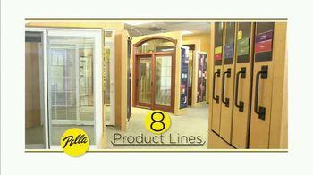 Pella TV Spot, 'Eight Product Lines: 50 Percent Off Installation'