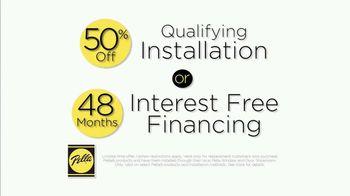 Pella TV Spot, 'Eight Product Lines: 50 Percent Off Installation' - Thumbnail 7