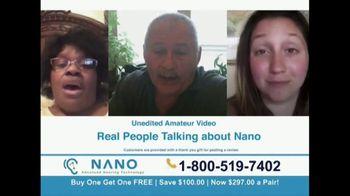 Nano Hearing Aids TV Spot, 'Real People: BOGO' - Thumbnail 3