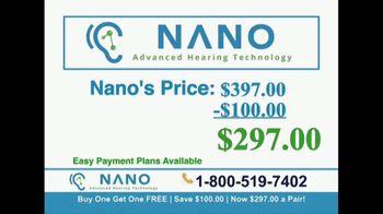 Nano Hearing Aids TV Spot, 'Real People: BOGO' - Thumbnail 5
