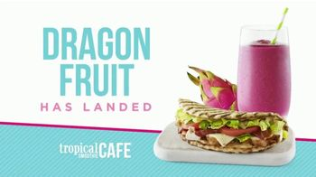Tropical Smoothie Cafe TV Spot, 'Fresh Ingredients: Dragonfruit'