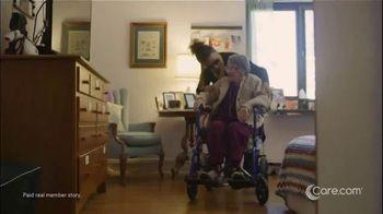 Care.com TV Spot, 'Senior Care: April and Nellie' - Thumbnail 2
