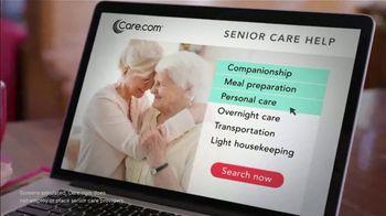 Care.com TV Spot, 'Senior Care: April and Nellie' - Thumbnail 6
