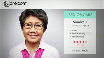 Care.com TV Spot, 'Senior Care: April and Nellie' - Thumbnail 8