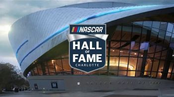 NASCAR Hall of Fame TV Spot, 'Glory Road Champions Exhibit' Featuring Dale Earnhardt Jr.