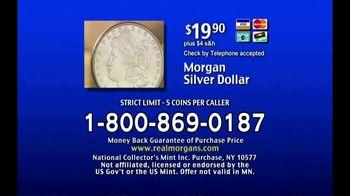 National Collector's Mint TV Spot, 'Morgan Silver Dollar: Bulletin' - Thumbnail 8