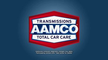 AAMCO Transmissions TV Spot, 'Get It Checked for Free: Check Engine Light and Brake Squealing' - Thumbnail 4