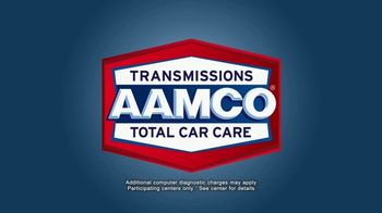 AAMCO Transmissions TV Spot, 'Get It Checked for Free: Check Engine Light and Brake Squealing' - Thumbnail 9