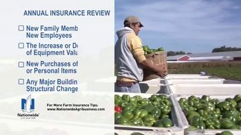 Nationwide Insurance TV Spot, 'Annual Insurance Review' - Thumbnail 4