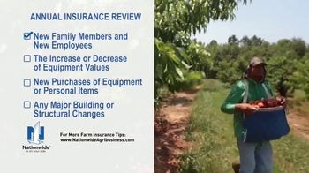 Nationwide Insurance TV Spot, 'Annual Insurance Review' - Thumbnail 5
