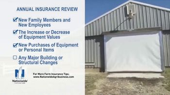 Nationwide Insurance TV Spot, 'Annual Insurance Review' - Thumbnail 7