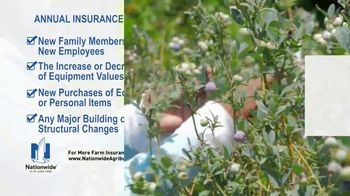 Nationwide Insurance TV Spot, 'Annual Insurance Review' - Thumbnail 8