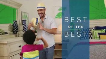 Ashley HomeStore Best of the Best Sale TV Spot, 'Queen Bed and Sectional' - Thumbnail 2