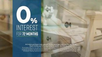 Ashley HomeStore Best of the Best Sale TV Spot, 'Queen Bed and Sectional' - Thumbnail 6