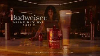 Budweiser Nitro Reserve Gold Lager TV Spot, 'Wrong Is Right' - Thumbnail 10
