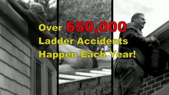 Beldon LeafGuard TV Spot, 'Over 650,000 Ladder Accidents: $99 Installation' - Thumbnail 1