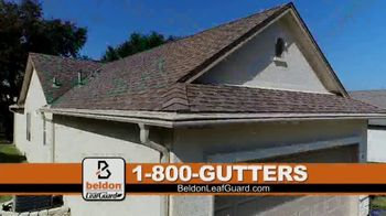 Beldon LeafGuard TV Spot, 'Over 650,000 Ladder Accidents: $99 Installation' - Thumbnail 4
