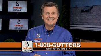 Beldon LeafGuard TV Spot, 'Over 650,000 Ladder Accidents: $99 Installation'