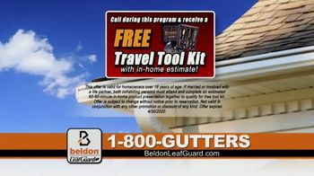 Beldon LeafGuard TV Spot, 'In Texas Since 1946: $99 Installation' - Thumbnail 8