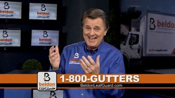Beldon LeafGuard TV Spot, 'In Texas Since 1946: $99 Installation' - Thumbnail 2