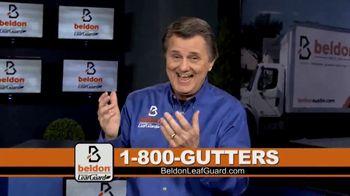 Beldon LeafGuard TV Spot, 'In Texas Since 1946: $99 Installation'