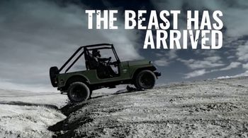 Mahindra Beast of a Sales Event TV Spot, 'The Beast Has Arrived'