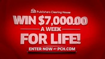 Publishers Clearing House TV Spot, '$7,000 a Week: Hurry' Featuring Steve Harvey - Thumbnail 10