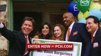 Publishers Clearing House TV Spot, '$7,000 a Week: Hurry' Featuring Steve Harvey - Thumbnail 8