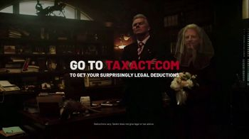 TaxACT TV Spot, 'Bridal Deductions Ruled Surprisingly Legal' - Thumbnail 5