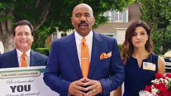 Publishers Clearing House TV Spot, '$7,000 a Week: What Are You Waiting For?' Featuring Steve Harvey - Thumbnail 1