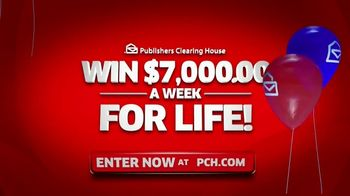 Publishers Clearing House TV Spot, '$7,000 a Week: What Are You Waiting For?' Featuring Steve Harvey - Thumbnail 10