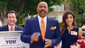 Publishers Clearing House TV Spot, '$7,000 a Week: What Are You Waiting For?' Featuring Steve Harvey - Thumbnail 2