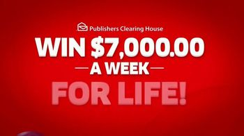 Publishers Clearing House TV Spot, '$7,000 a Week: What Are You Waiting For?' Featuring Steve Harvey - Thumbnail 5