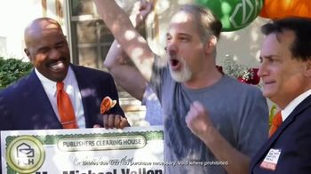 Publishers Clearing House TV Spot, '$7,000 a Week: What Are You Waiting For?' Featuring Steve Harvey - Thumbnail 6