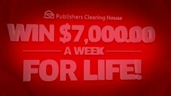 Publishers Clearing House TV Spot, '$7,000 a Week: What Are You Waiting For?' Featuring Steve Harvey - Thumbnail 9