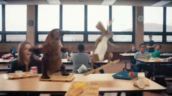 Lunchables TV Spot, 'Mixed Up: Lunchroom' - Thumbnail 4