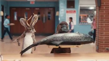 Lunchables TV Spot, 'Mixed Up: Lunchroom' - Thumbnail 7