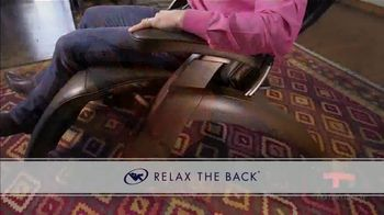 Relax the Back TV Spot, 'Zero Gravity Recliners: $500 Off' - Thumbnail 5
