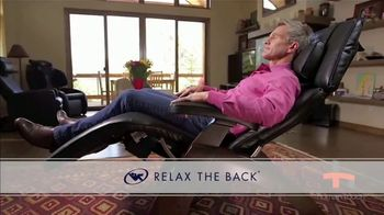 Relax the Back TV Spot, 'Zero Gravity Recliners: $500 Off' - Thumbnail 6