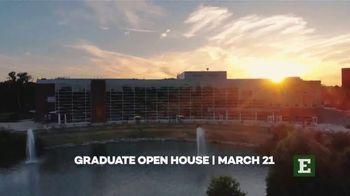 Eastern Michigan University TV Spot, '2020 Graduate Open House' - Thumbnail 5