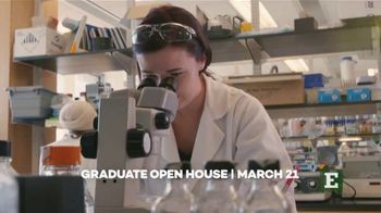 Eastern Michigan University TV Spot, '2020 Graduate Open House' - Thumbnail 6