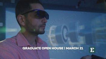 Eastern Michigan University TV Spot, '2020 Graduate Open House' - Thumbnail 7
