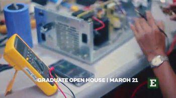 Eastern Michigan University TV Spot, '2020 Graduate Open House' - Thumbnail 8