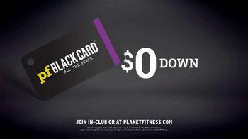 Planet Fitness PF Black Card TV Spot, 'Get It All' - Thumbnail 8