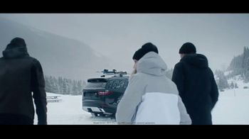 2020 Land Rover Discovery TV Spot, 'Play Harder: Remote Intelligent Seat Fold' Ft. Steven Nyman [T1] - Thumbnail 1