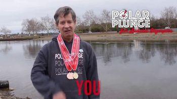 Polar Plunge for Special Olympics TV Spot, 'Jonathan Sparks'