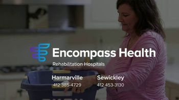 Encompass Health TV Spot, 'Amputation' - Thumbnail 9