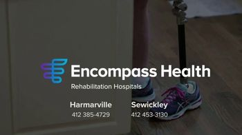 Encompass Health TV Spot, 'Amputation' - Thumbnail 8
