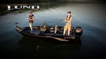Lund Boats 1650 Rebel XL TV Spot, 'Jaw Dropping'